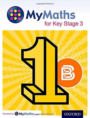 MyMaths for Key Stage 3: Student Book 1B von OUP Oxford