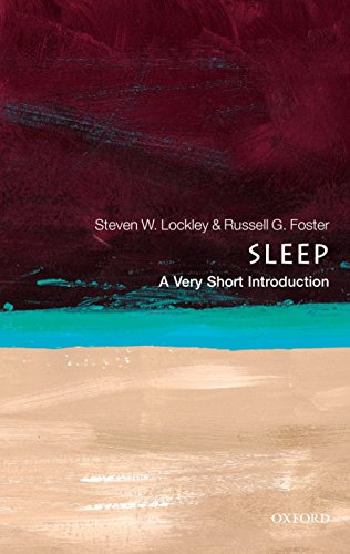 Sleep: A Very Short Introduction (Very Short Introductions) von Oxford University Press