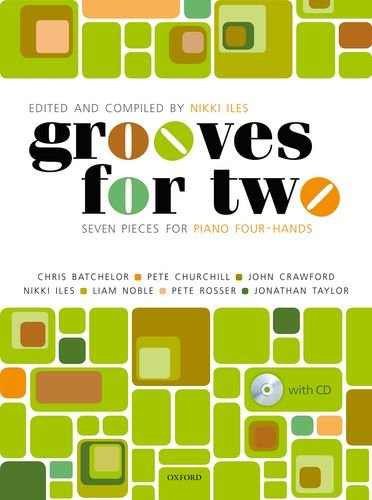 Grooves for Two + CD (Nikki Iles Jazz series) von OUP Oxford