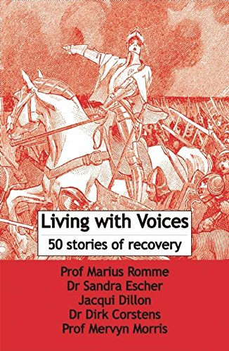 Living with Voices: 50 Stories of Recovery von PCCS Books