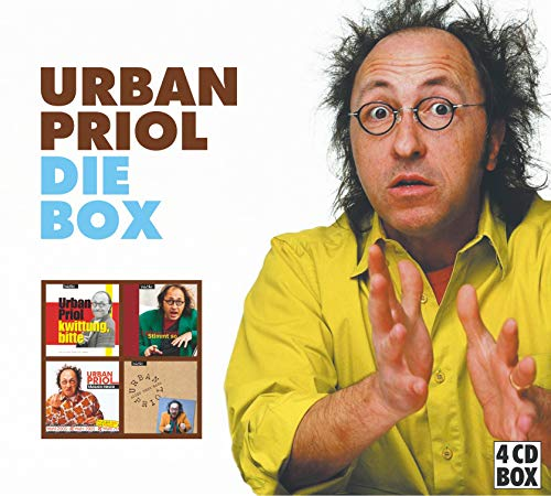 Die Box: WortArt von PRIOL,URBAN