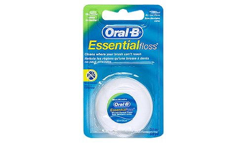 Oral-B Essential mint Floss 50 m von Oral-B