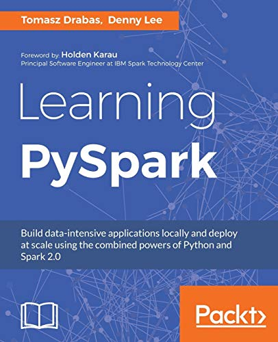 Learning PySpark (English Edition) von Packt Publishing