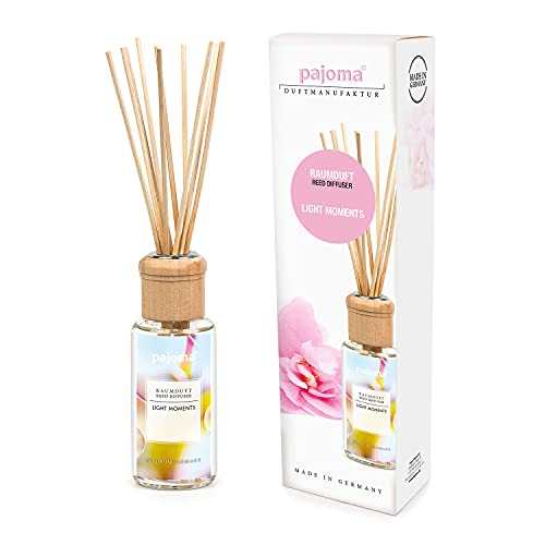 pajoma Raumduft Light Moments, 1er Pack (1 x 100 ml) in Geschenkverpackung von Pajoma