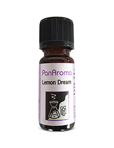 10ml naturreines ätherisches Öl - LEMON DREAM - PanAroma Orange Duftöl Zitrone Aromaöl - Pamai Pai® von Pamai Pai