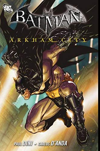 Batman: Arkham City: Bd. 1 von Panini
