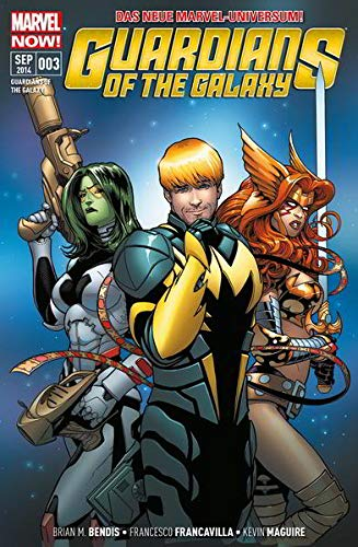 Guardians of the Galaxy: Bd. 3: Kampf um die Erde von Panini