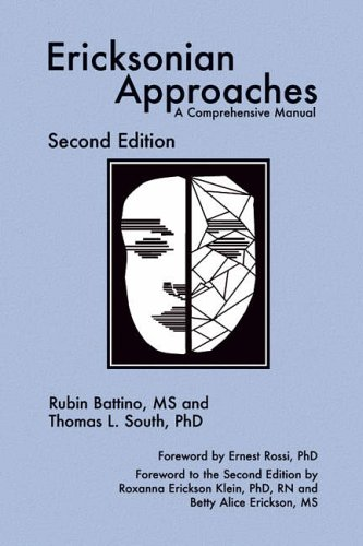 Ericksonian Approaches: A Comprehensive Manual von PAPERBACKSHOP UK IMPORT