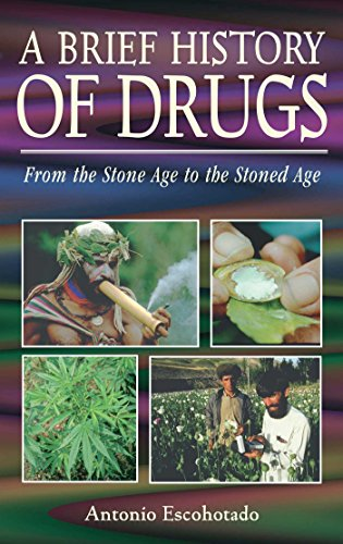 A Brief History of Drugs: From the Stone Age to the Stoned Age von Park Street Press