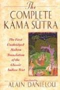 The Complete Kama Sutra: The First Unabridged Modern Translation of the Classic Indian Text von Park Street Press
