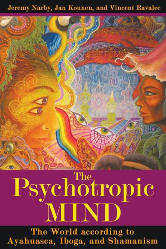 The Psychotropic Mind: The World according to Ayahuasca, Iboga, and Shamanism von Park Street Press