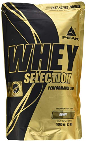 PEAK Whey Selection Donut 1000g von PEAK