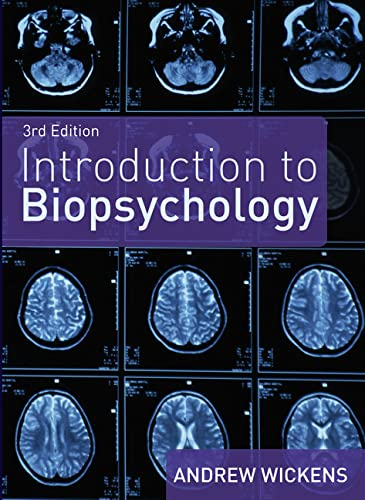 Introduction to Biopsychology von Pearson Education (US)
