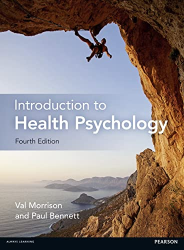 Introduction to Health Psychology von Pearson Education Limited