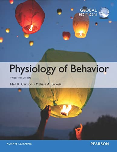 Physiology of Behavior, Global Edition von Pearson Education Limited