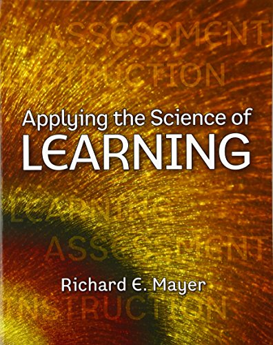 Applying the Science of Learning von Pearson Education (US)