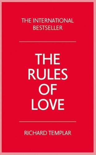 The Rules of Love von Pearson