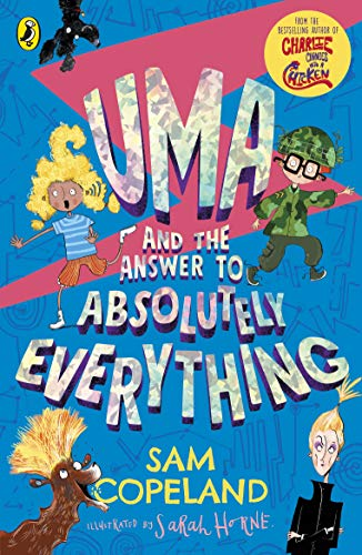 Uma and the Answer to Absolutely Everything von Penguin Books Ltd (UK)