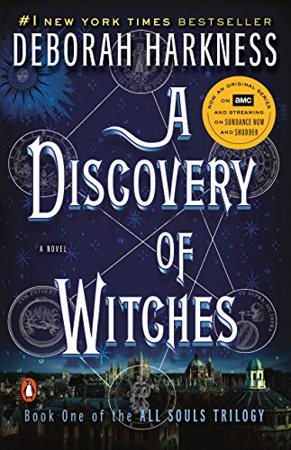 A Discovery of Witches: A Novel (All Souls Series, Band 1) von Penguin Books