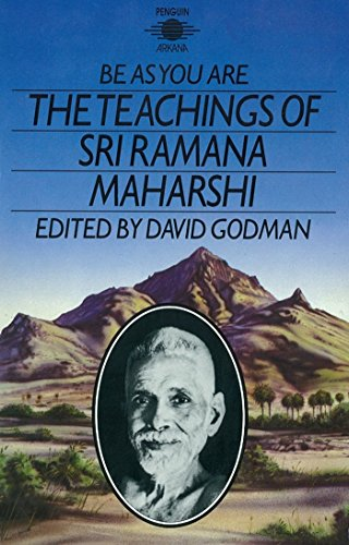Be as you are: The Teaching of Sri Ramana Maharshi von Penguin Books
