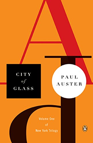 City of Glass (New York Trilogy, Band 1) von Penguin Books