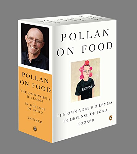 Pollan on Food Boxed Set: The Omnivore's Dilemma; In Defense of Food; Cooked von Penguin Books