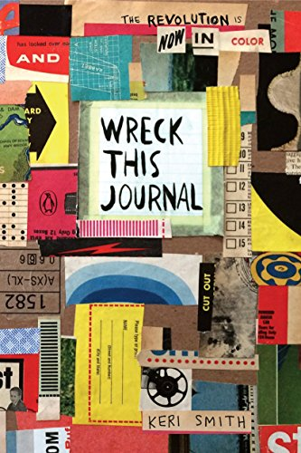 Wreck This Journal: Now in Color von Random House