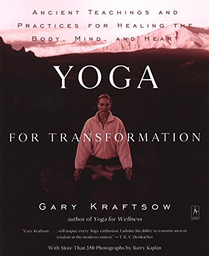 Yoga for Transformation: Ancient Teachings and Practices for Healing the Body, Mind,and Heart (Compass) von Penguin Books