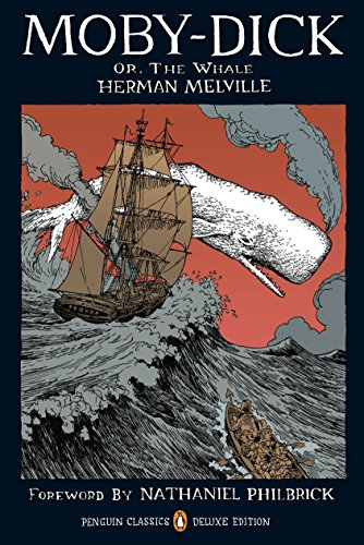 Moby-Dick: Or, The Whale (Penguin Classics Deluxe Edition) von Penguin Classics
