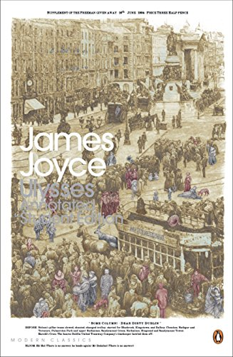 Ulysses: Annotated Students' Edition (Penguin Modern Classics) von Penguin Books Ltd (UK)