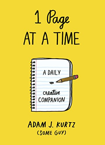 1 Page at a Time: A Daily Creative Companion von Penguin Books Ltd