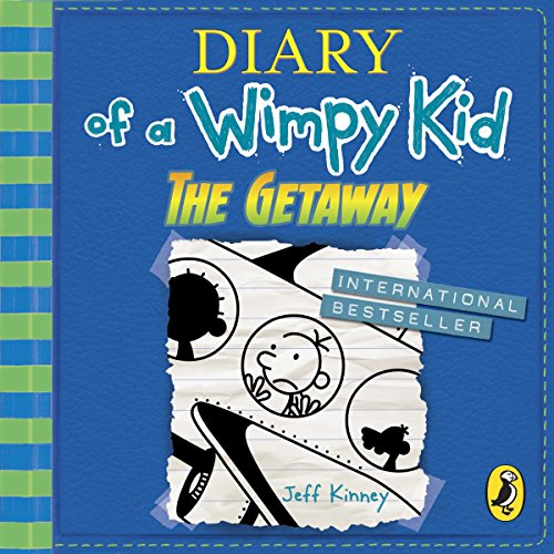 Diary of a Wimpy Kid: The Getaway (book 12) von Penguin Books Ltd (UK)