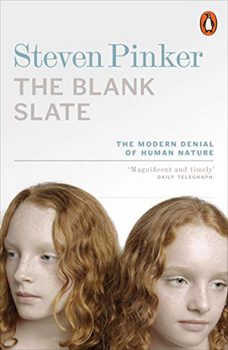The Blank Slate: The Modern Denial of Human Nature (Penguin Press Science) von Penguin