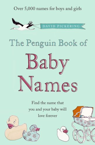 The Penguin Book of Baby Names von Penguin