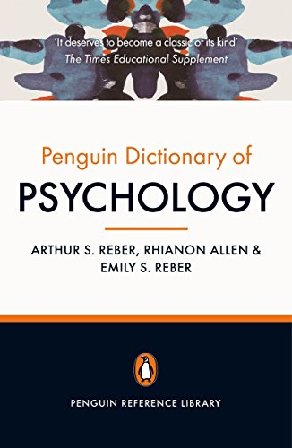 The Penguin Dictionary of Psychology (4th Edition) von Penguin