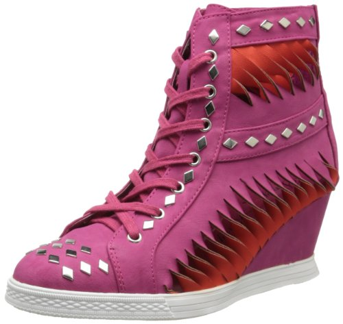 Penny Loves Kenny Damen Capital Fashion Sneaker, Pink (Fuchsia), 36 EU von Penny Loves Kenny