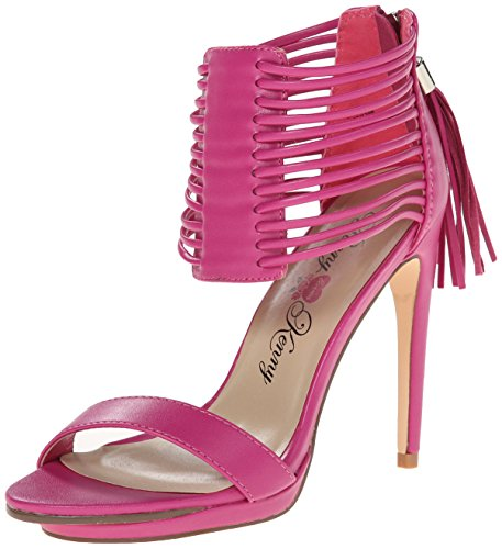Penny Loves Kenny Damen Tame Kleid Sandalen, Pink (Fuchsia Matte), 35.5 EU von Penny Loves Kenny