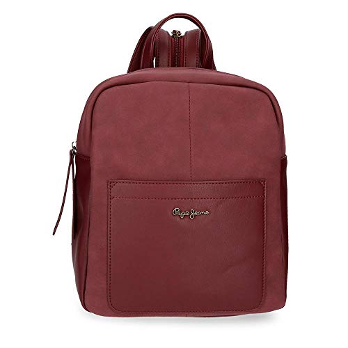 Rucksack Pepe Jeans Lorain Rot von Pepe Jeans