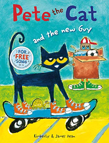 Pete the Cat and the New Guy von HarperCollins Publishers