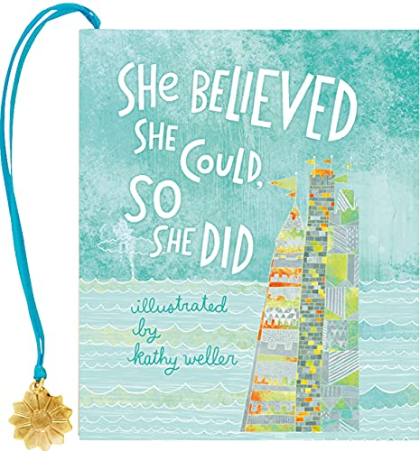 She Believed She Could, So She Did (Mini Book) von PETER PAUPER
