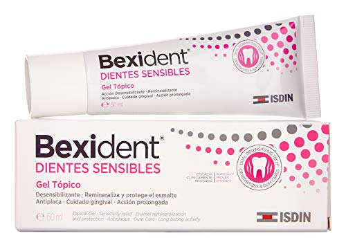 ISDIN Bexident Gel for Sensitive Teeth 50ml von Isdin