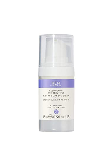 REN Keep Young and Beautiful Firm and Lift Eye Cream 15ml von REN Clean Skincare