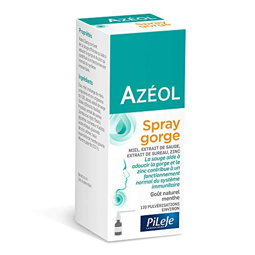 azeol Spray Gorge 15 ml von Phytoprevent