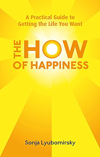 The How of Happiness von Piatkus
