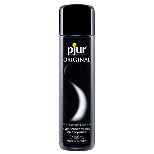 pjur ORIGINAL - Top Silikon Massage & Gleitgel, 100ml von Pjur