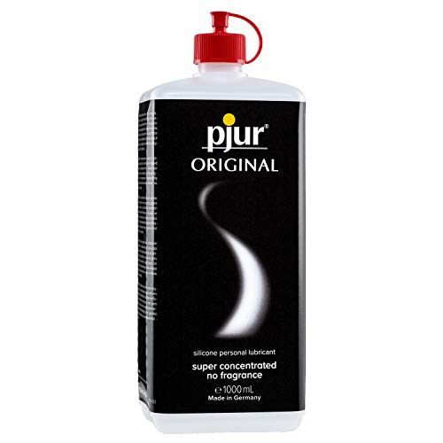 pjur ORIGINAL - Top Silikon Massage & Gleitgel, 1 Liter von Pjur