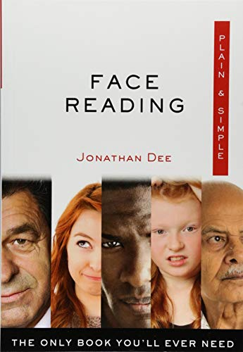 Face Reading Plain & Simple: The Only Book You'll Ever Need von HAMPTON ROADS PUB CO INC