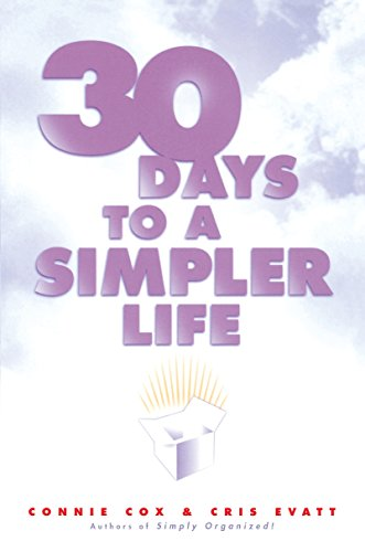 30 Days to a Simpler Life von Plume