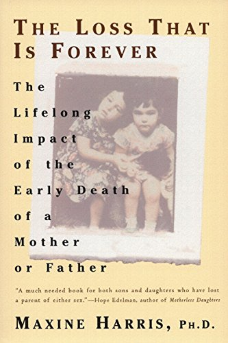 The Loss That Is Forever: The Lifelong Impact of the Early Death of a Mother or Father von Plume