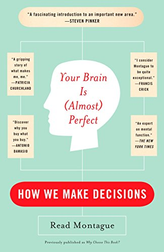Your Brain Is (Almost) Perfect: How We Make Decisions von Plume